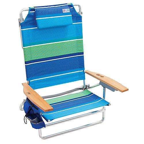 Beach Big Kahuna Beach Chair - Stripe
