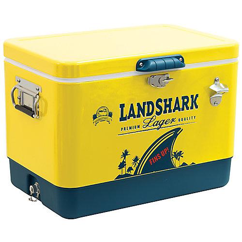 Landshark 54 Qt. Cooler - Landshark