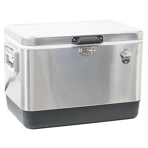 Gear Stainless Steel Cooler 54 qt.