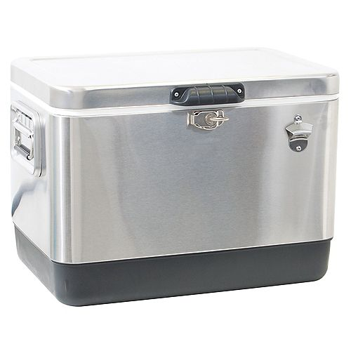 Gear Stainless Steel Cooler 54 qt.