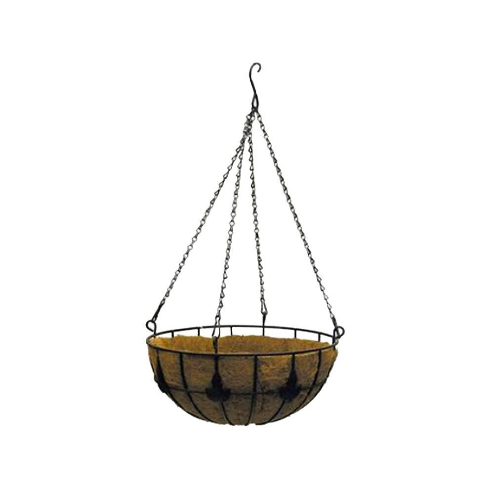 Vigoro 14 inch Maple Leaf Hanging Basket