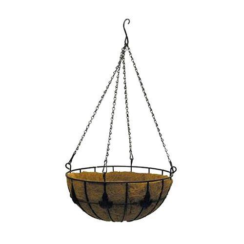14 inch Maple Leaf Hanging Basket