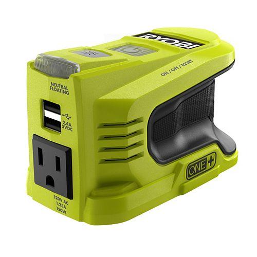 150W Powered Inverter Generator for 18V Battery