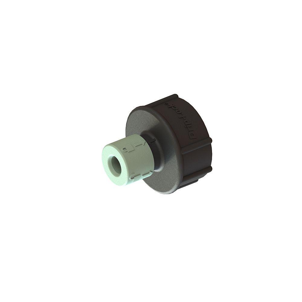 """Orbit Faucet x 1/4"""" Drip-Lock Adapter"""