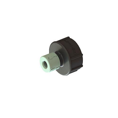 """Faucet x 1/4"""" Drip-Lock Adapter"""