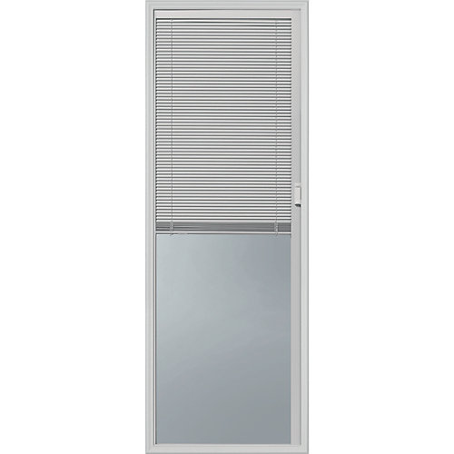 Light-Touch Enclosed Blinds 22x64 Caming With Evolveframe