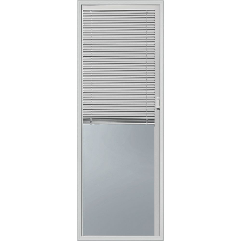 ODL Light-Touch Enclosed Blinds 20x64 Caming With Evolveframe