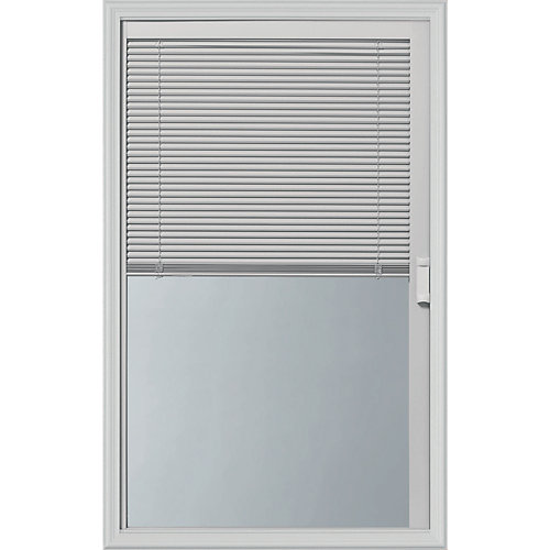 Light-Touch Enclosed Blinds 20x36 Caming With Evolveframe