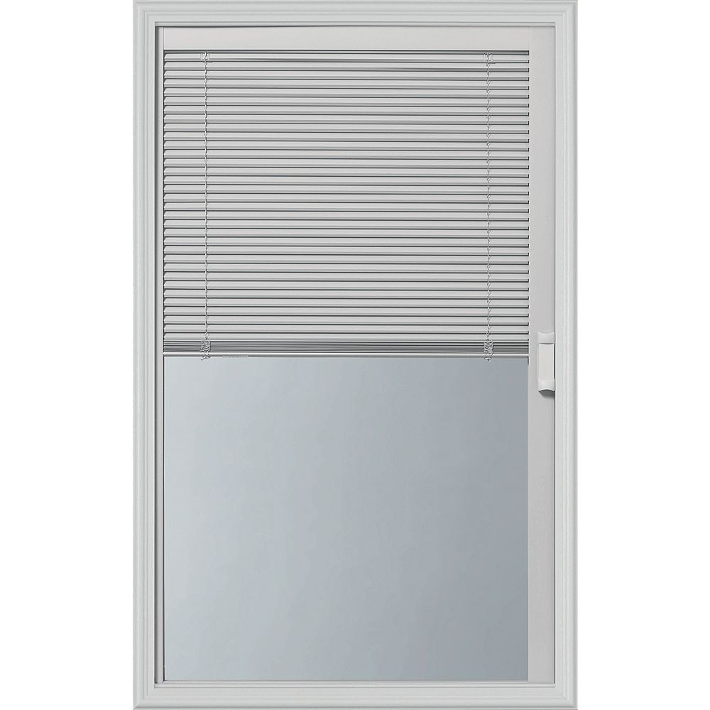 ODL Light-Touch Enclosed Blinds 20x36 Caming With Evolveframe