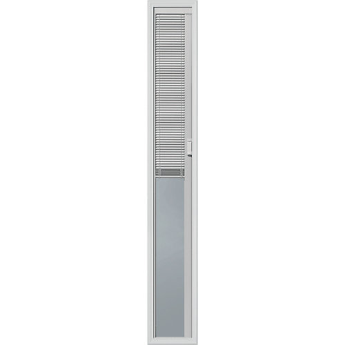 Light-Touch Enclosed Blinds 07x64 Sidelight Caming With Evolve Frame