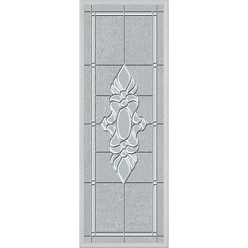 Heirlooms 22x64 Satin Nickel Caming With Evolveframe