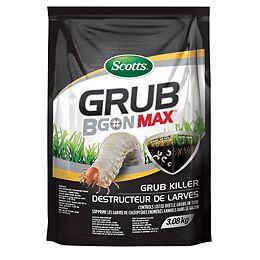 Destructeur de larves Grub B Gon Max, 3,08 kg