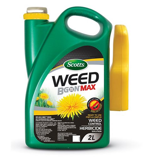 Weed B Gon MAX 2 L Ready-to-Use Weed Control