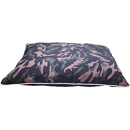 LISA - OVERSIZED PILLOW BED - CAMO