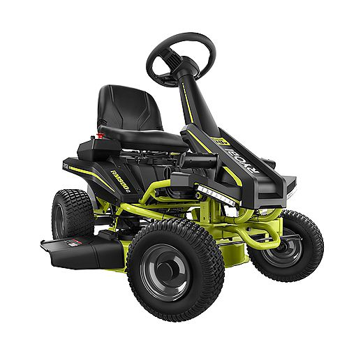 30 -inch 50 Ah Battery Electric Riding Lawn Mower
