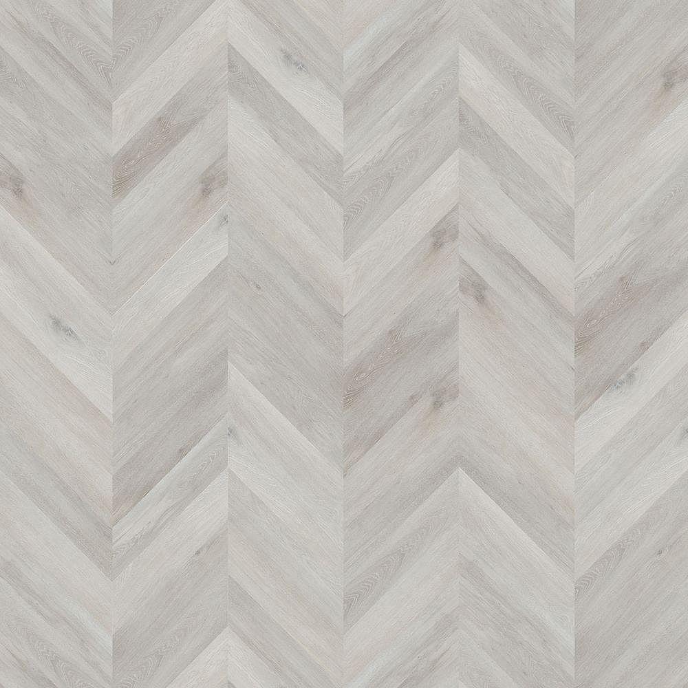 Lifeproof Sample - Champagne Beach Wood Luxury Vinyl Flooring, 5-inch x 6-inch