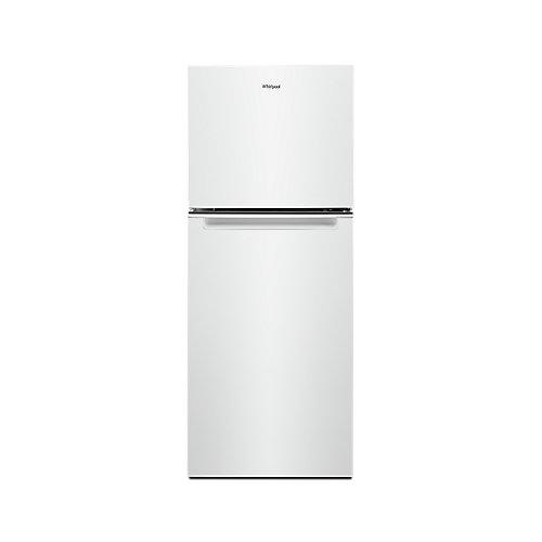 24-inch W 11.6 cu. ft. Top Freezer Refrigerator  in White - ENERGY STAR®