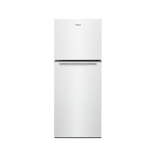 24-inch W 11.6 cu. ft. Top Freezer Refrigerator  in White - ENERGY STAR®