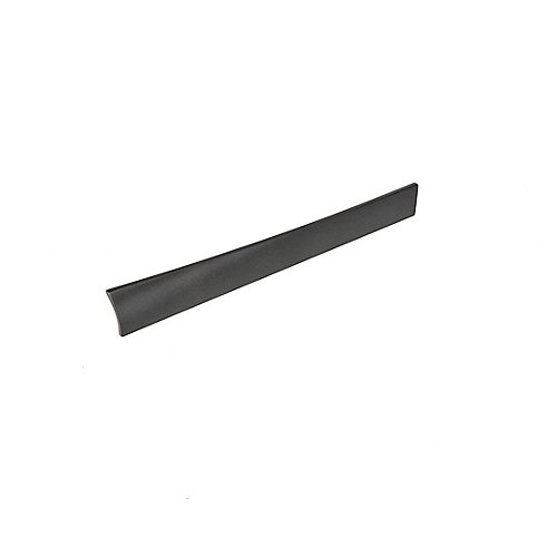 Milano Collection 6 5/16-inch (160 mm) Center-to-Center Graphite Contemporary Cabinet Pull