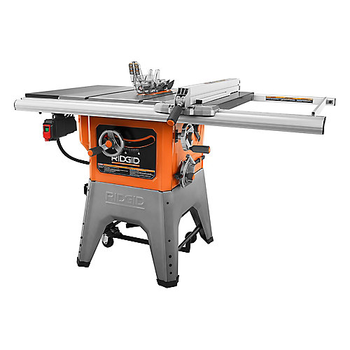 13 Amp 10 -inch Professional Cast Iron Table Saw