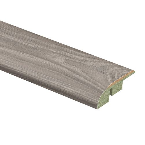 Oak Nil, 0.45 x 1.75 x 72-inch, Laminate Reducer Moulding