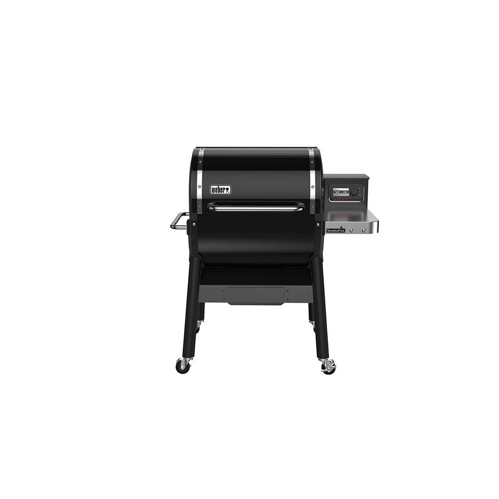 Weber Barbecue à granules de bois SmokeFire EX4