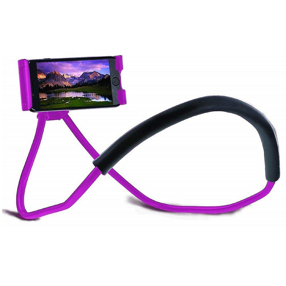 Aduro Lounger Universal Adjustable Neck Mount, Pink