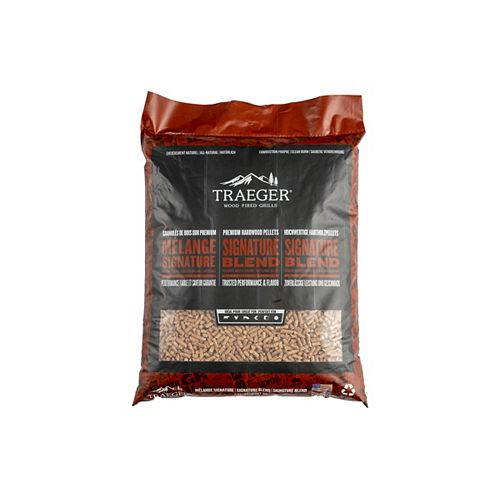 Signature Blend Pellets 20 lbs. Bag