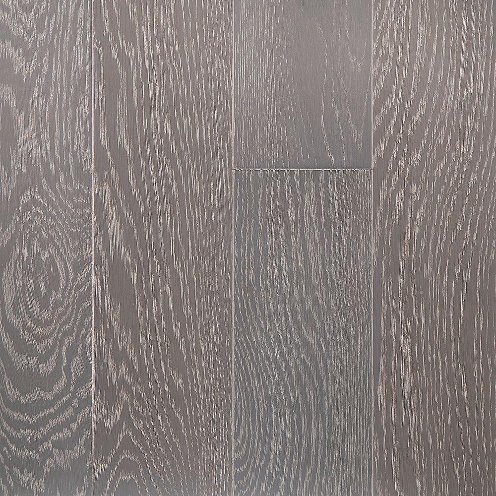 OptiWood Échantillon - 5 po x 12 po, bois franc, fini imperméable, Glenwood