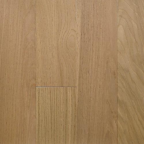 Sample - Honeytone Waterproof Hardwood Flooring, 5-inch x 12-inch