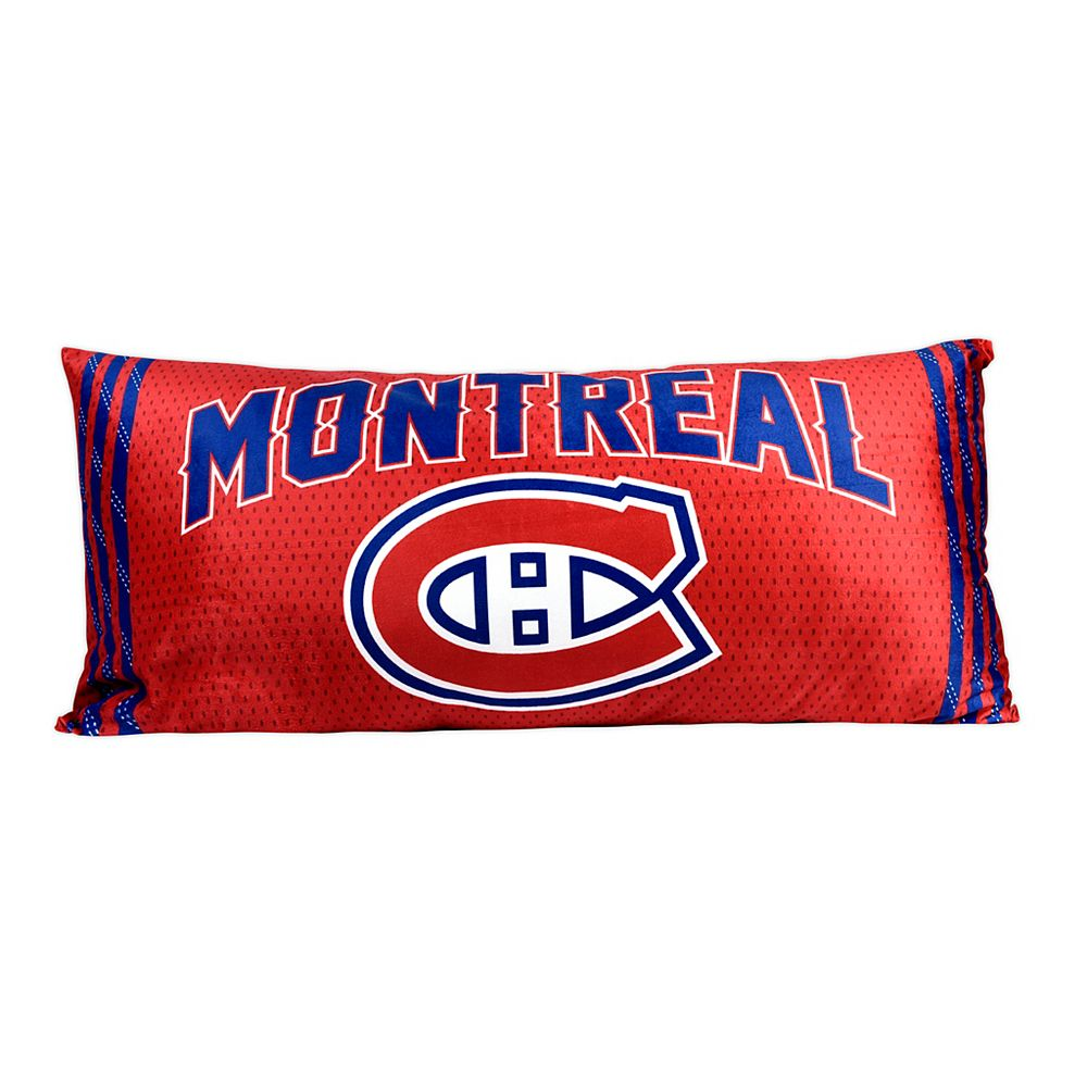 NHL NHL Montreal Canadiens Body Pillow