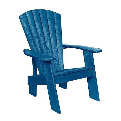 Chaise Adirondack Pacific Blue