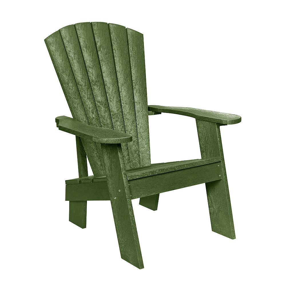 VENDOR BRANDED Adirondack Chair Moss