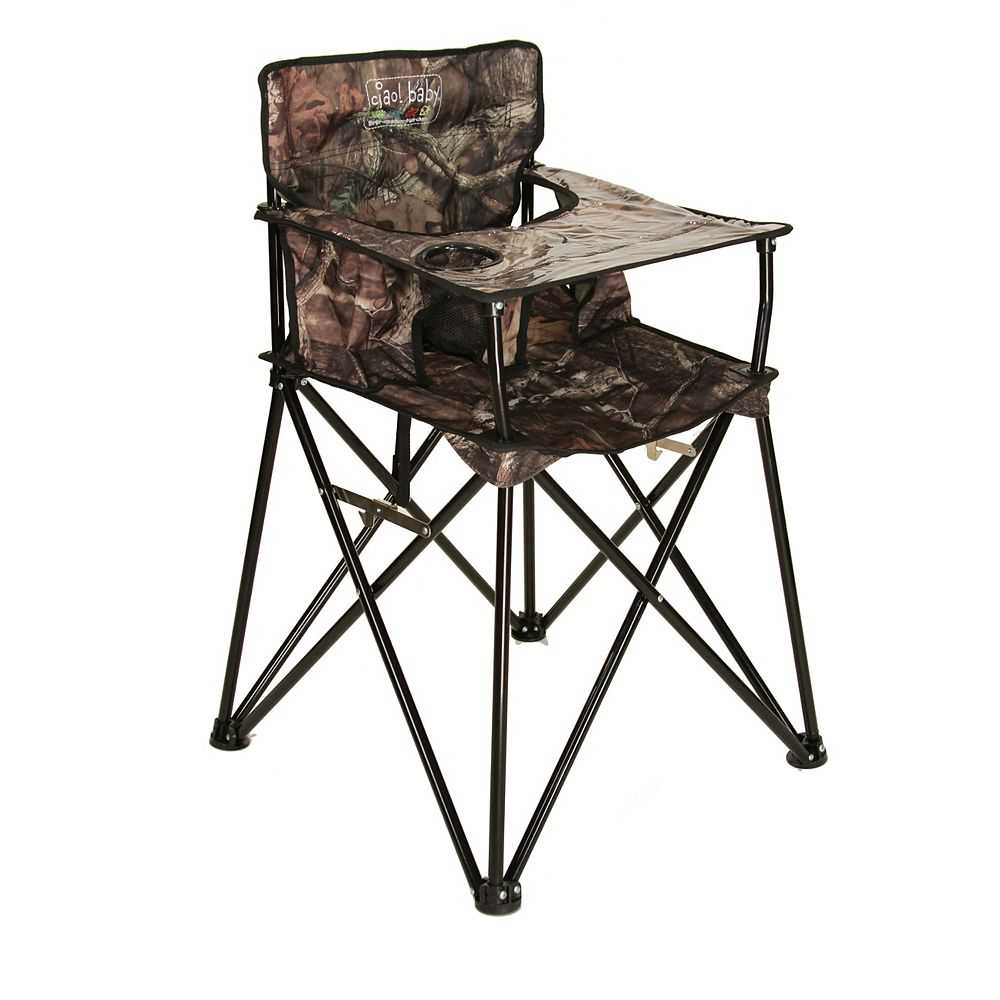 Ciao Baby Ciao Baby chaise haute Mossy Oak