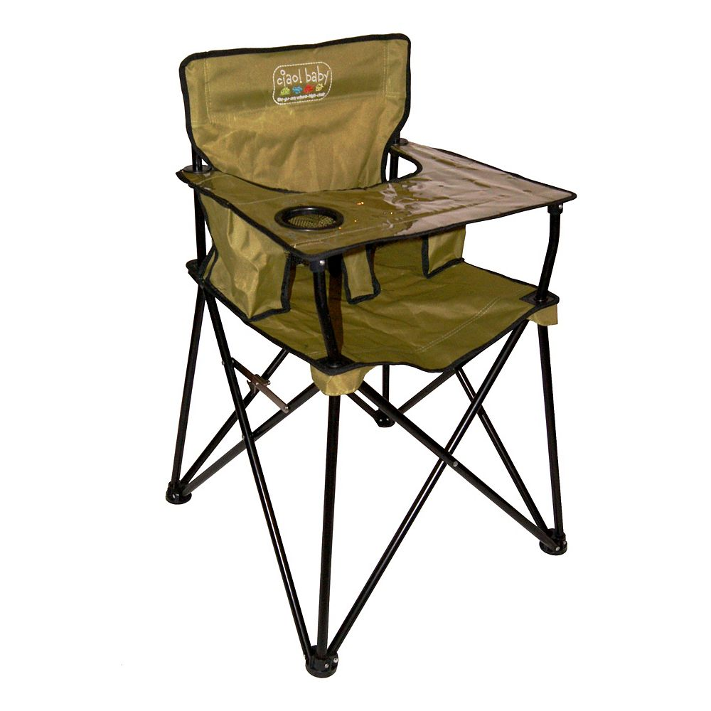 Ciao Baby Ciao Baby High Chair Sage