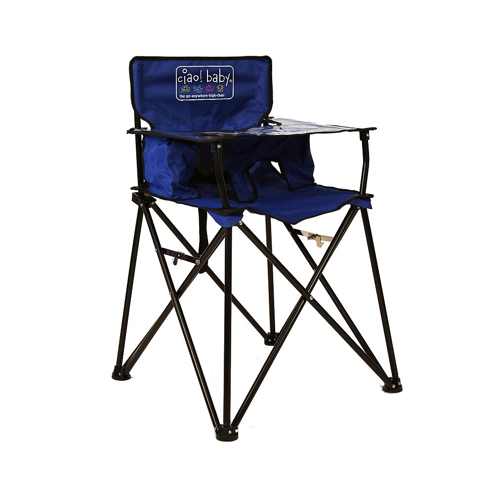 Ciao Baby Ciao Baby High Chair Blue