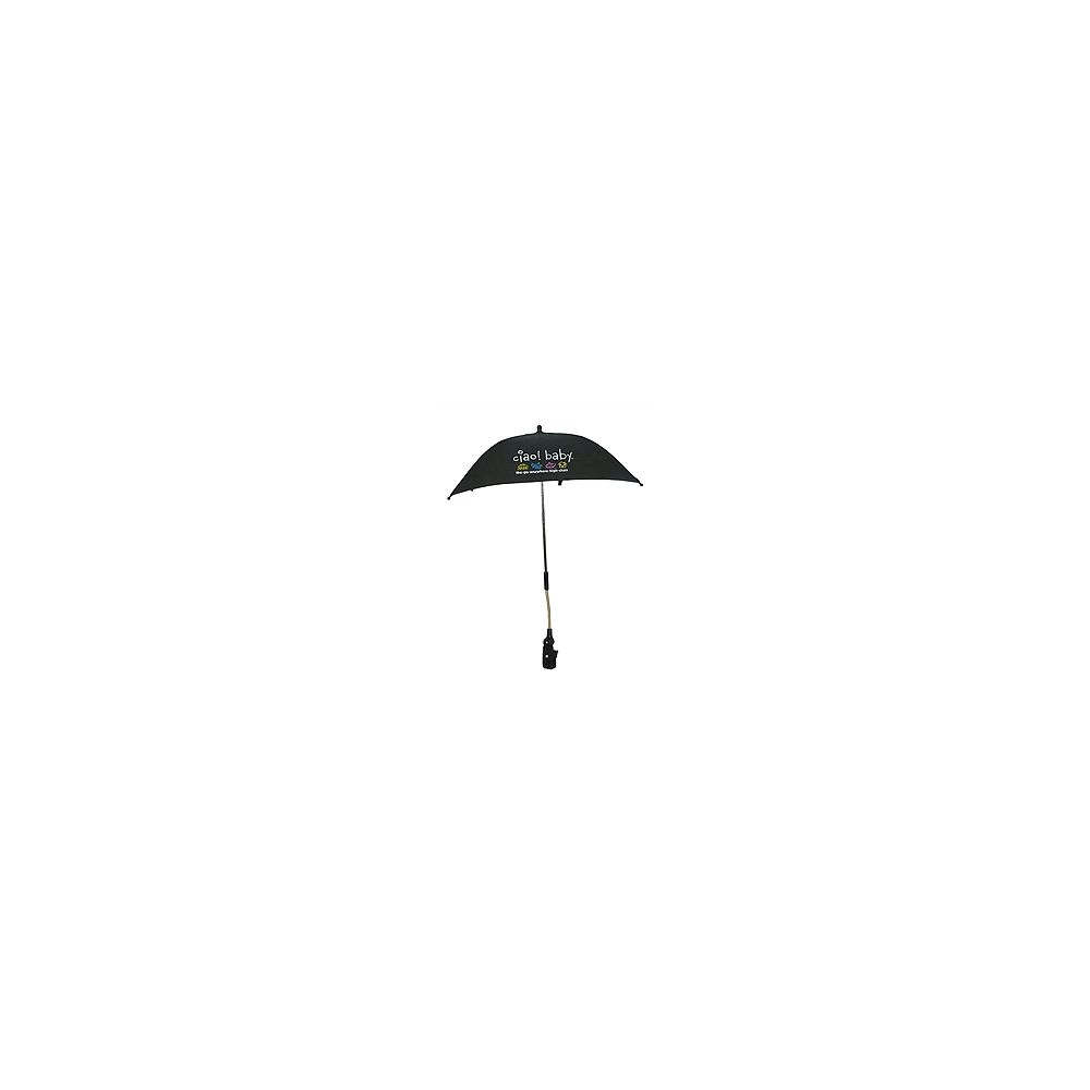 Ciao Baby Ciao Baby Umbrella Black