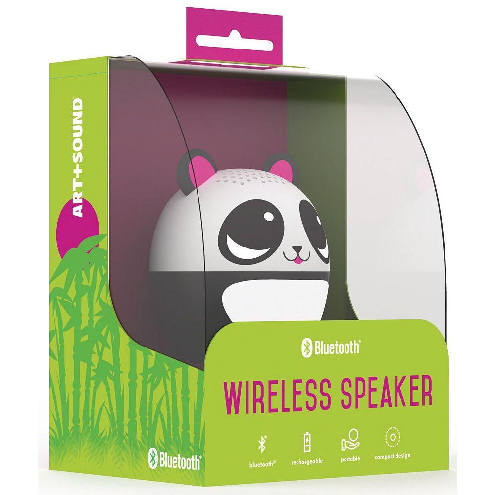 Art+Sound Enceinte sans fil Panda heureux