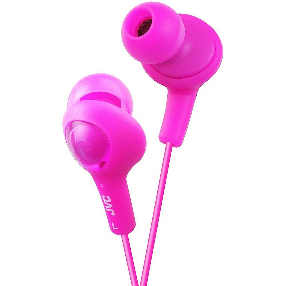 JVC Gumy + Plus Headphone, Pink