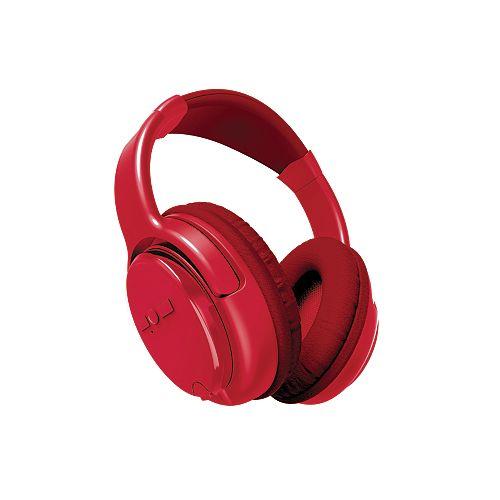 Wireless Adjustable Headphones, Red