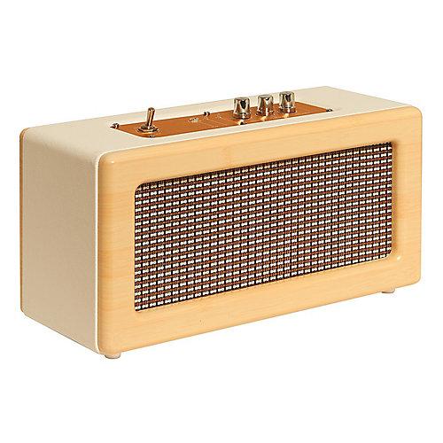 Haut-parleur rétro sans fil SBT3002 Bluetooth de Image