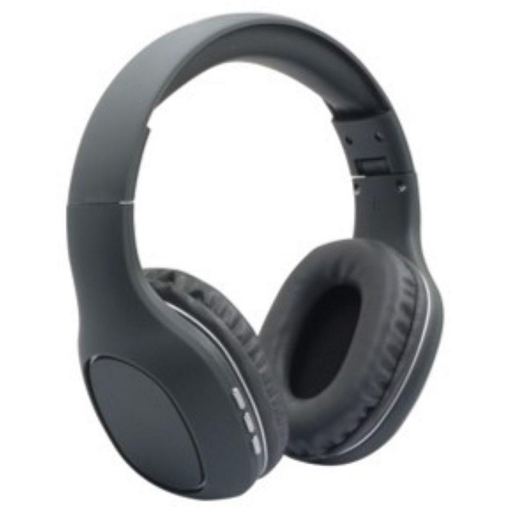 Sharper Image Image Wireless High Fidelity Stereo Headphones, Grey