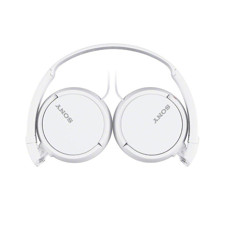 Sony Headphone with microphone, white