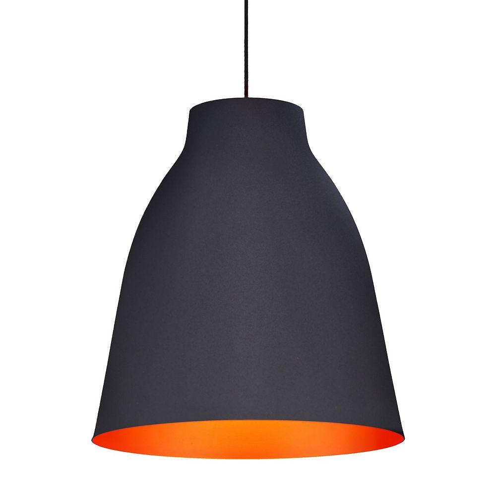 Zuo Modern Bronze Ceiling Lamp