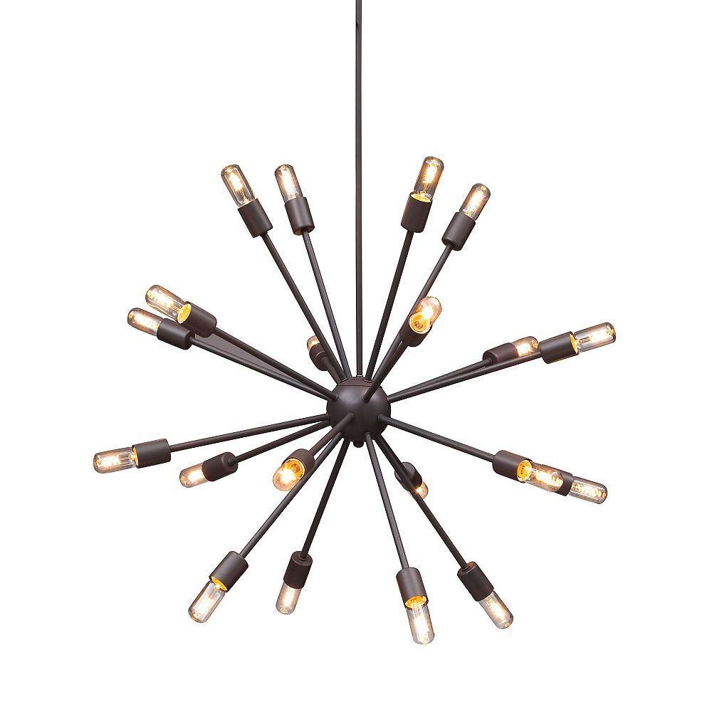Zuo Modern Sapphire Ceiling Lamp Large