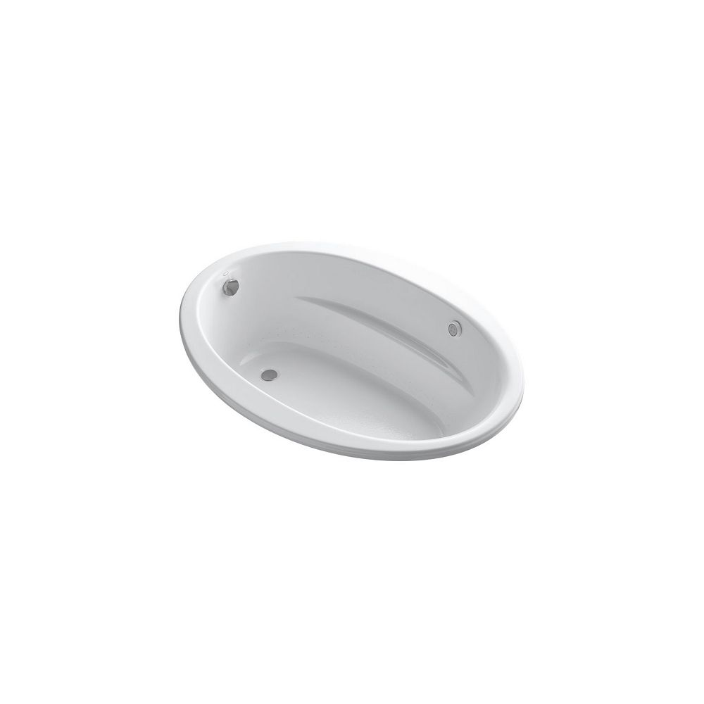 KOHLER 60 inch x 42 inch drop-in BubbleMassage Air Bath