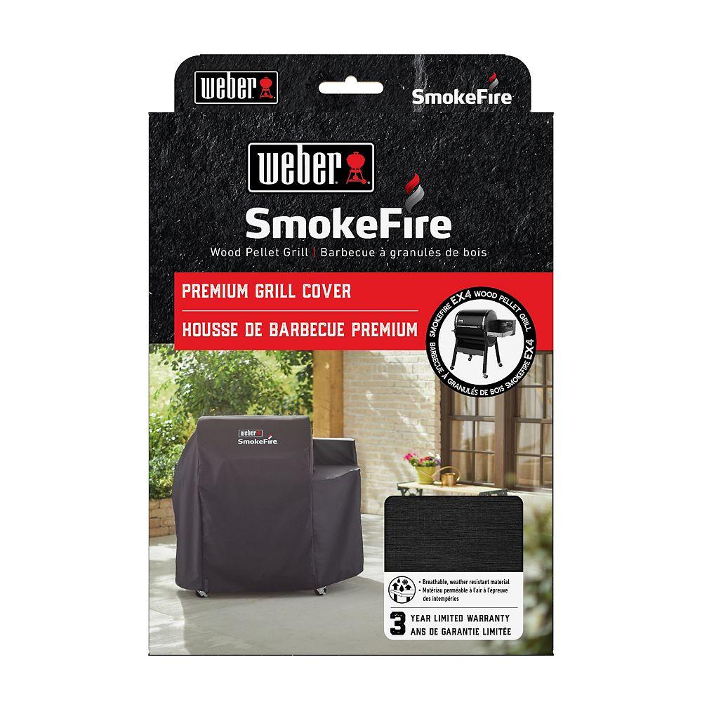 Weber SmokeFire Premium Grill Cover