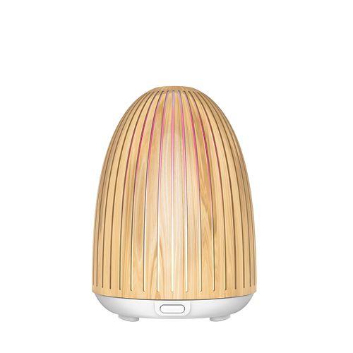 Kasa 120ML Aromatherapy Diffuser - Wood Finish