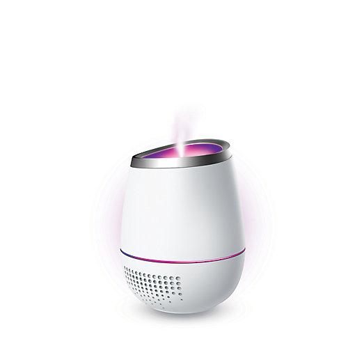 Diffuseur d'aromathérapie à ultrasons avec haut-parleur Bluetooth