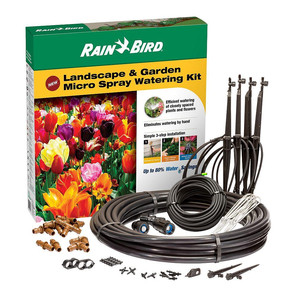 Rain Bird LS & Garden Drip Watering Kit